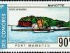 Mamutzu Jetty L/H | Sc C64, Mi 178, SG 159, Yt PA64 | 31 Aug 1974