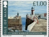 Laxey Harbour Lighthouses | 2 Apr 2012
