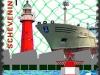 Scheveningen Lighthouse, Scheveningen North Mole Light (foreground of stamp) | Scott ?, Mi ?, SG ?, WADP ? | 23 May 2016