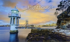 Lighthouses of Sydney | 23 Oct 2018 | Prestige booklet cover