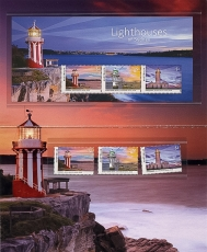 Lighthouses of Sydney | 23 Oct 2018 | Prestige booklet