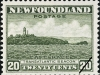 Cape Race Lighthouse | 1 Jan 1932 - Image source: Canada Post Corp.