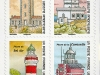 Lighthouses of France | 28 Aug 2020 | booklet pane
