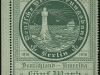 Stylized L/H | 1916 | submarine mail | image courtesy of www.GermanStamps.net