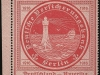 Stylized L/H | submarine mail | 1916 | image courtesy of www.GermanStamps.net