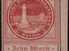 Stylized L/H | 1916 | image courtesy of www.GermanStamps.net