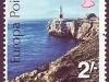 Europa Point Lightouse, Scott 233, 8 Jun 1970