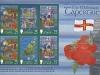 Les Hanois L/H | 10 Feb 1998 | booklet pane