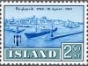 Reykjavik Harbor Lts  | 18 Aug 1961