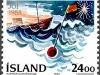 Stylized L/H and buoy | 3 Nov 1988