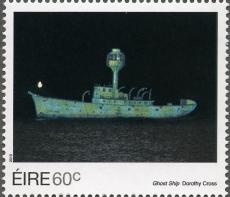 Former lightship Albatross | Scott 1995b, Mi 2048,  SG?, Yt ?, WADP not listed | 25 Apr 2013