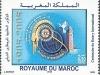 former site of aerobeacon | 23 Feb 2005 | Hassan II Mosque - Image source: Universal Postal Union