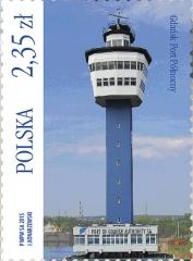 Gdansk Port Authority Lighthouse   Scott 4176e, Mi  4773, SG ?, WADP ?  19 Jun 2015