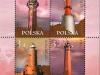 Polish Lighthouses second issue | 15 Jun 2007