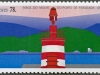 Ponta Delgada Breakwater Light | 3 May 1996