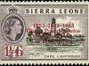 Cape Sierra Leone L/H   4 Nov 1963