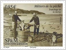 Rocher Petit Saint-Pierre L/H | Sc ?, Mi 1276, SG ?, Yt 1183, WADP PM006.17 | 5/17/2017