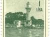 Fenerbahçe L/H | Sc 1046, Mi 1289, SG 1460, Yt 1131 | 1 Jul 1951