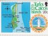Grand Turk L/H | Sc 506a, Mi 564, SG 675, Yt 553 | 1 Dec 1981