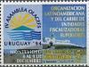 Montevideo Lighthouse, Scott 1553, 5 Dec 1994