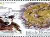 Isla de Flores Lighthouse | Scott 2352, Mi ?, SG ?, WADP UY063.11 | 16 Nov 2011 - Image source: Universal Postal Union http://www.wnsstamps.post/en/stamps/UY063.11