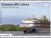 Cerro Montevedeo Lighthouse | Scott 2353d, Mi ?, SG ?, WADP UY068.11 | 22 Nov 2011 - Image source: Universal Postal Union http://www.wnsstamps.post/en/stamps/UY068.11