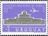 Carrasco Airport Light | Scott C226, Mi 902, SG 1165 | 16 May 1961