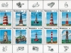 10 buoys and L/H | Sc 1626, Mi 3482-3491, SG MS3691, Yt ?, WADP not listed | 16 Apr 2002