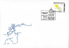 Estonia   Osmussaare L/H   First Day Cover   14 March 2019
