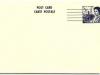 Canada postal card