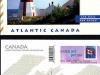 Canada 1999 postal card