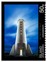 Akranes Lighthouse, 11 Sep 2014