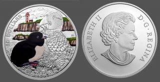 Canada 20 dollar silver coin 2014