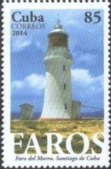 Morro de Santiago de Cuba, Scott 5547, 5 Oct 2014
