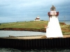 Wood Island Range Lights, Prince Edward Island, Canada