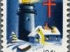 United States Christmas seal 1941