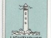 Whitbread Lighthouse Inn Label
