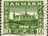 Kronborg Castle, Scott 159, 1921