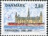 Kronborg Castle, Scott 783, 5 Sep 1985