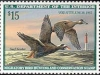 United States National Duck Stamp 1996