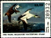 Maine Duck Stamp 1985