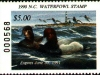 North Carolina Duck Stamp 1990