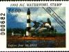 North Carolina Duck Stamp 1992