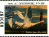 North Carolina Duck Stamp 1993