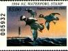 North Carolina Duck Stamp 1994