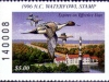 North Carolina Duck Stamp 1996