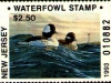 New Jersey Duck Stamp 1993