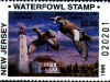 New Jersey Duck Stamp 1995