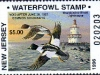 New Jersey Duck Stamp 1996