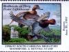 South Carolina Duck Stamp 1997